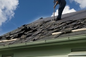 roof billowing repairs and roof leak repairs