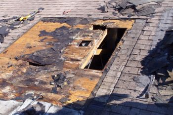 Roof Leak Causes the hidden cost of a roof leak -